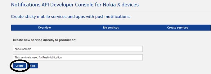 Nokia Console