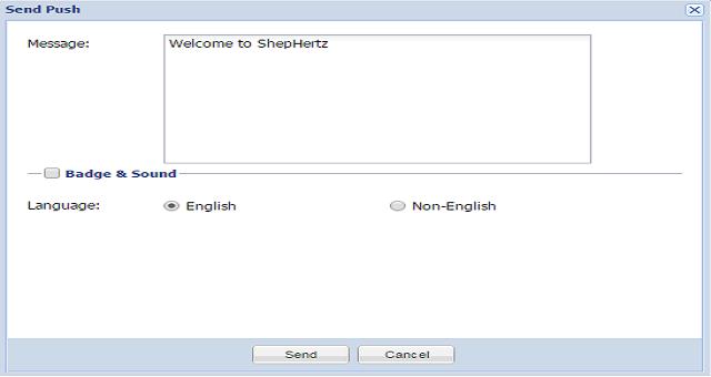TypeMessage
